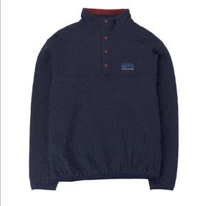 Patagonia men's size small quilted pullover